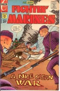 FIGHTIN MARINES (1951-1984) 108 VF-NM    January 1973 COMICS BOOK