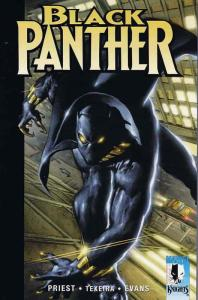 Black Panther (Vol. 2) TPB #1 VF/NM; Marvel | save on shipping - details inside