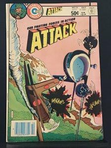 Attack #24 (1980)