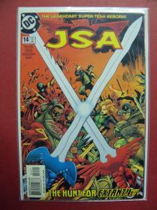 JSA #14  VF/NM OR BETTER DC COMICS