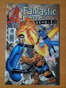 Fantastic Four #517 ~ NEAR MINT NM ~ 2004 Marvel Comics