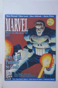 Marvel Year-in-Review 1992 Punisher Cover