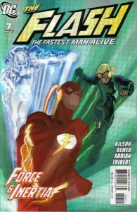 Flash: The Fastest Man Alive #7 VF/NM; DC | save on shipping - details inside
