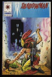 Shadowman #1 NM- 9.2