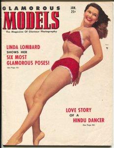 Glamorous Models 1/1952-Linda Lombard-Marilyn Monroe-Carroll Baker-FN+