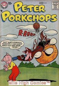 PETER PORKCHOPS (1949 Series) #53 Very Good Comics Book
