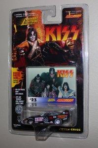 Kiss Johnny Lightning Car (Peter Criss)  MOC  1997