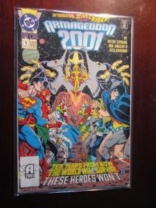 Armageddon 2001 #1 - 6.0 - 1991