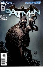 Batman (2011) #6 Very Fine+ (8.5) New 52 Court of Owls