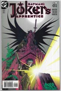 Batman: Joker's Apprentice #1 FN Von Eeden