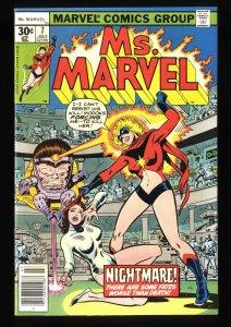 Ms. Marvel #7 VF/NM 9.0