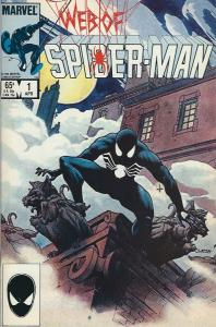 WEB OF SPIDER MAN #1 VFN/NM $12.50