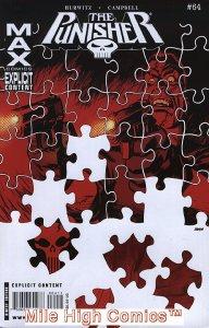 PUNISHER MAX (2004 Series) #64 Very Good Comics Book