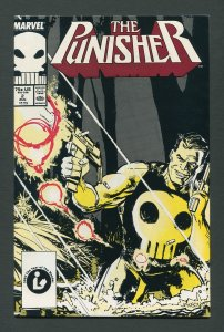 Punisher #2 / 9.4 NM  August 1987