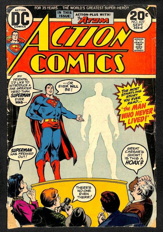 Action Comics #427 (1973)