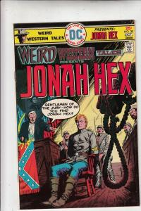 Weird Western Tales #30 (Dec-73) VF/NM High-Grade Jonah Hex