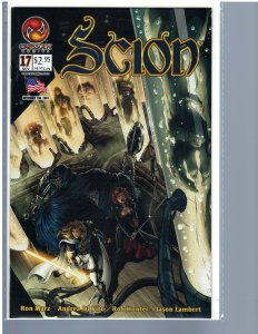 Scion #17 (2001) NM