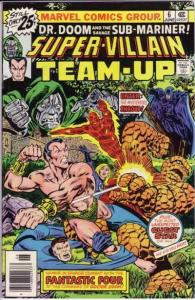 Super-Villain Team-Up #6, VF- (Stock photo)