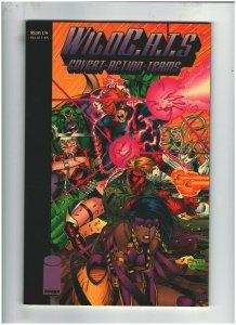 Wildcats Trade Paperback NM- 9.2 Image Comics 1993 Jim Lee 1st Print