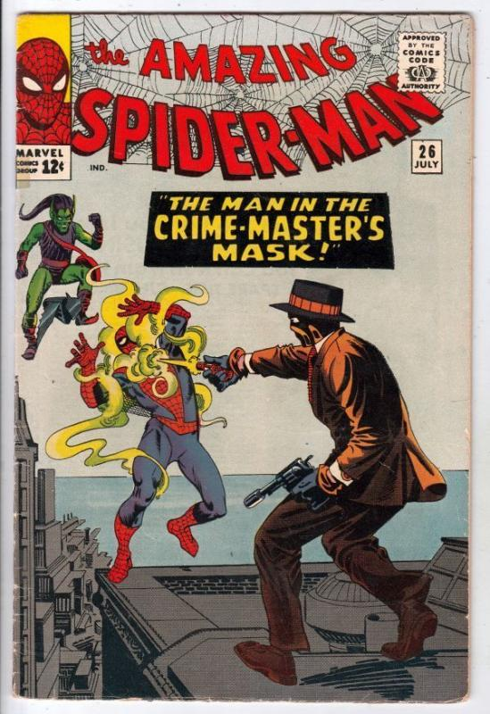 4th Series Amazing Spider-Man #4 2016 FN Stock Image