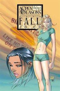Aspen Seasons: Fall 2005 #1, NM (Stock photo)