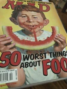 Mad Magazine #529 Mint Hot
