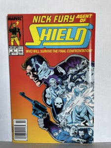 Nick Fury, Agent of SHIELD #6 (1989) Unlimited Combined Shipping