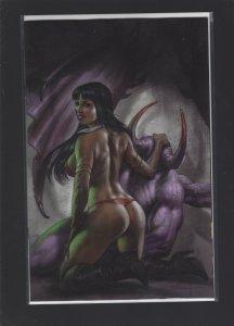 Vengeance Of Vampirella #11 Incentive Cover