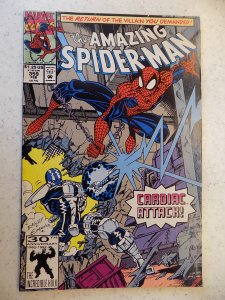 AMAZING SPIDER-MAN # 359 MARVEL ACTION ADVENTURE