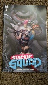 Suicide Squad #1 (2020) NM (Unknown Comics Variant)