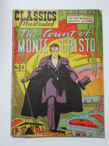 Classics Illustrated- The Count of Monte Cristo by Dumas HRN 60 (9th Edition)