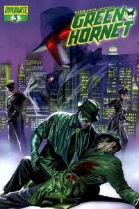 Green Hornet (2010 series) #3, VF- (Stock photo)