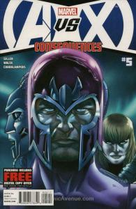 AvX: Consequences #5 VF; Marvel | save on shipping - details inside