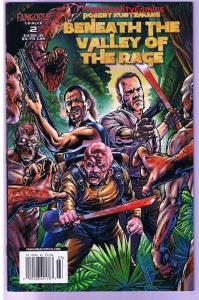 BENEATH THE VALLEY of the RAGE #2, NM+, Kurtzman, 2007, more Horror in store
