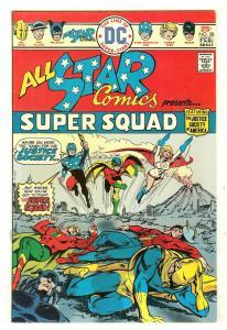 All Star Comics 58   1st Power Girl