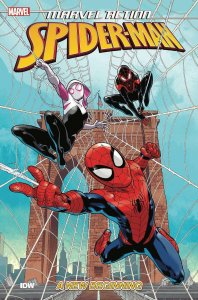 Marvel Action: Spider-Man TPB #1 VF/NM; IDW | save on shipping - details inside