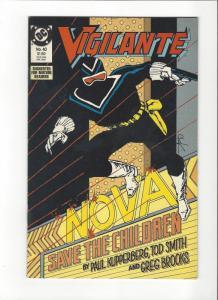 12 Vigilante Comics  Hi Grade