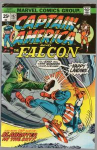 CAPTAIN AMERICA 192  VG-F Dec. 1975