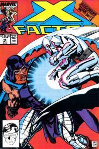 X-Factor (1986 series) #45, VF (Stock photo)
