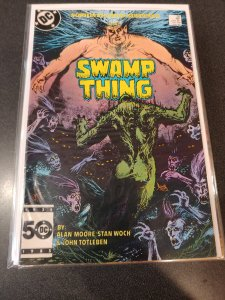 The Saga of Swamp Thing #38 (1985)