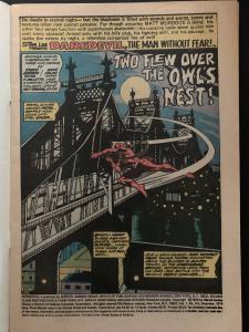 Daredevil (1964) 116 Fine/Very Fine - (7.0) Guest Starring Black Widow