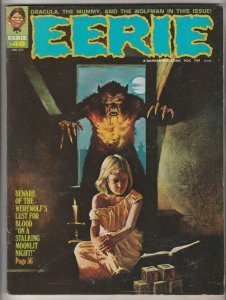 Eerie Magazine #48 (Jun-73) VF/NM High-Grade