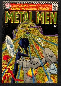 Metal Men #25 (1967)