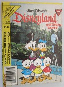 Disneyland Birthday Party Digest #1 8.5 VF+ (1985)