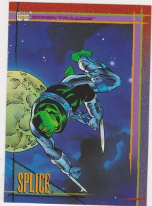 1993 Marvel Universe #66 Splice