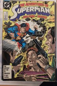 Adventures of Superman 428 NM