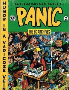 Panic Vol.2  The EC Archives  HC
