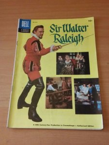 Sir Walter Raleigh #644 ~ FINE FN ~ 1955 DELL Comics
