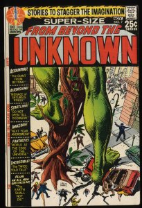 From Beyond the Unknown #7 FN- 5.5