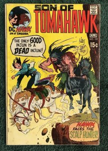 Tomahawk #133 VG- 3.5 FREE COMBINED SHIPPING